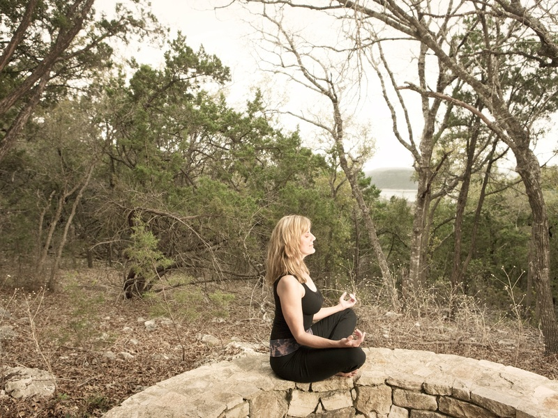 Meditation at Travaasa Austin
