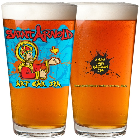 Saint Arnold Art Car IPA