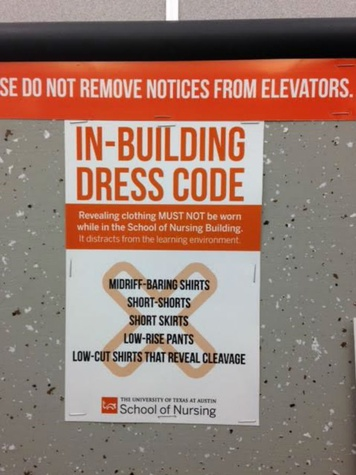 UT Nursing School Dress Code
