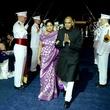 106 Nandita and Harish Parvathaneni at the Consular Ball October 2013