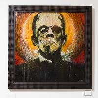 Frankenstein by Jacob Bannon