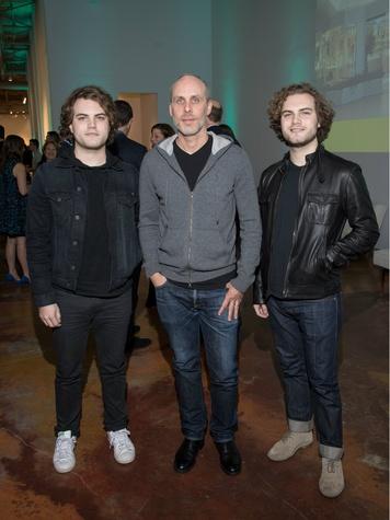 Oliver Smith, Yancy Smith, Maxwell Smith