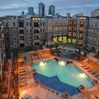 Fort Worth apartment