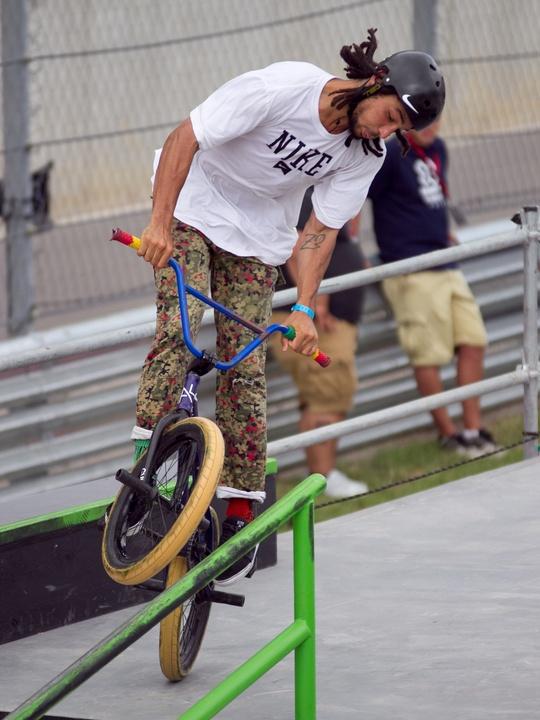 X Games Austin Friday BMX Street