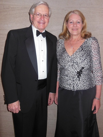 Honorary Chairs Brice and Cynthia Beaird, DSOL Presentation Ball
