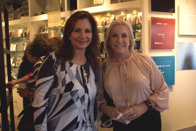 Houston, Michael Aram party watch, May 2015, Martine Weitz, Liz Altshuler