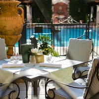 Hotel Granduca pool