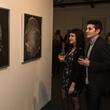 Shamsy Roomiani, Scott Newton, Dallas Contemporary Exhibition Opening