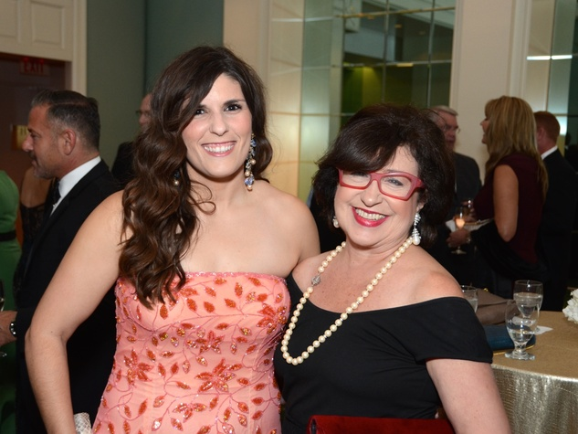 26 Crystin Pactor, left, and Roz Pactor at the UNICEF Gala October 2014