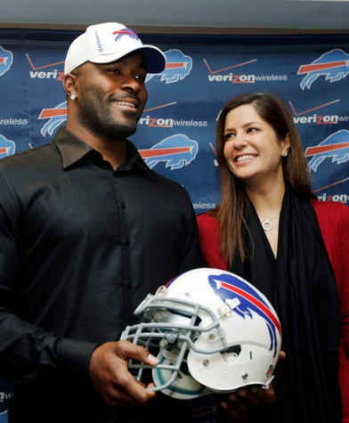 Mario WIlliams Erin Marzouki