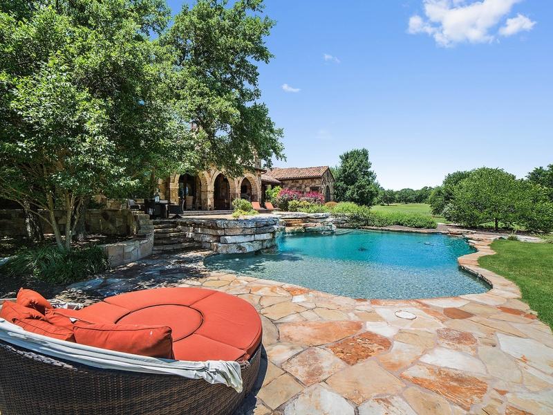 Austin Georgetown home house Joey Kramer 105 East Cimarron Hills Trail