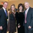 Astros Diamond Gala, Jan. 2016, Craig Biggio, Patty Biggio, Terri Havens, John Havens