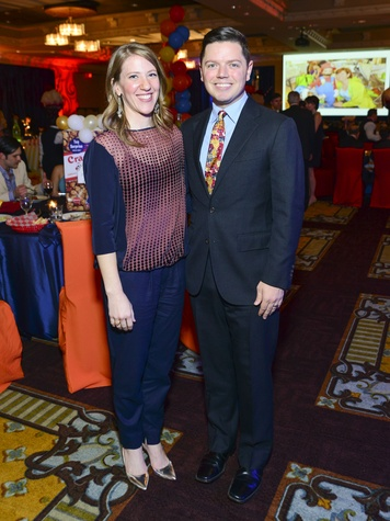 20 Michelle Phillips and David Peck at Memorial Hermann's Under the Stars Gala November 2013