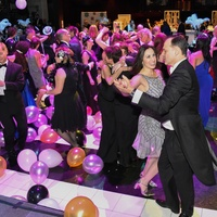 17 Dancing at the gala at the Mercury Gala 2015 March 2015
