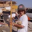 Child volunteering in Juarez