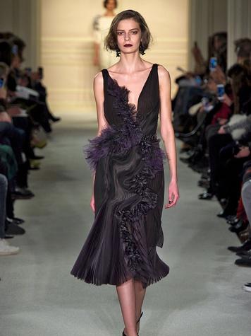 Clifford New York Fashion Week fall 2015 Marchesa March 2015 37