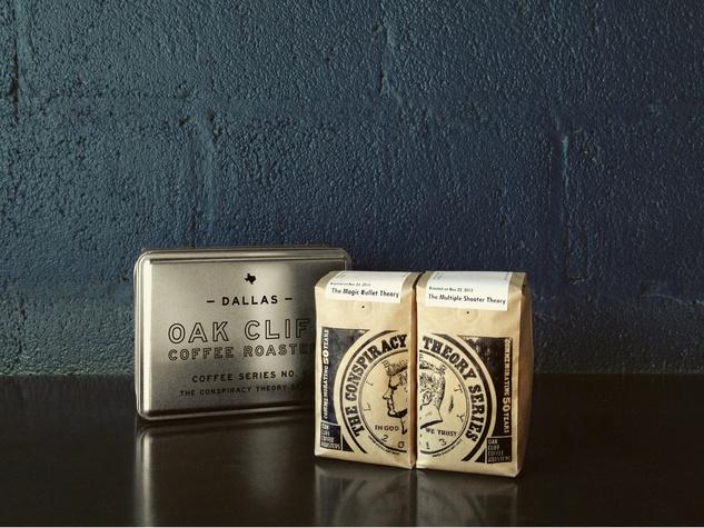 oak cliff coffee roasters, jfk