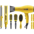 DryBar Houston hair salon August 2013 tools brushes, curling iron, blowdryer