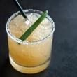 Freedmen's Bar - Smokin' Cactus cocktail