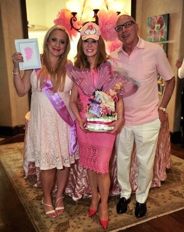 Erica Rose Baby Shower, June 2016, Erica Rose, Cindi Rose, Dr. Franklin Rose