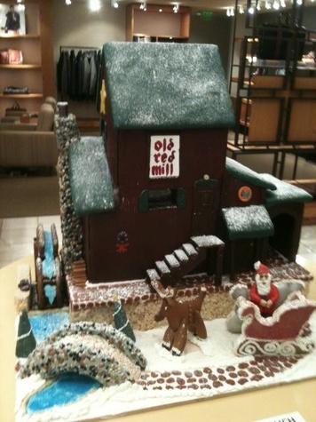 Gingerbread Stroll 2011