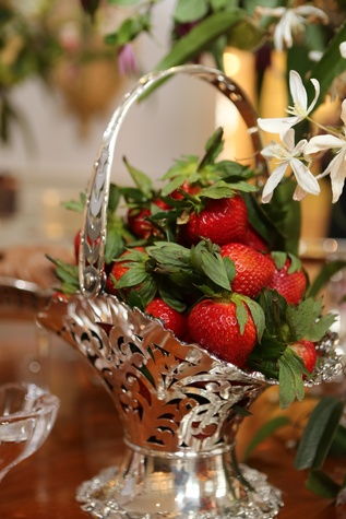 1 Strawberries at the Houston Grand Opera Tea March 2015