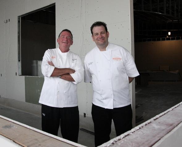 Osteria Mazzantini Mockingbird Bistro John Sheely and Paul