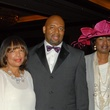 Brentwood luncheon, June 2012, Mittie Anderson, Lamar Frazier, Glenda Hopkins