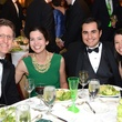 Peter and Kate Hays, from left, and Robert and Leigh Contreras at the Irish Gala November 2014