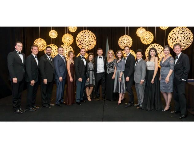 Austin Under 40_Awards Gala_winners_March 2015