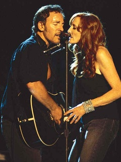 has the longtime married bruce springsteen been unlucky in