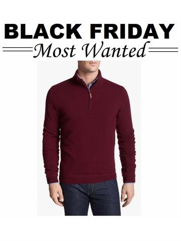 Black Friday men's sweater