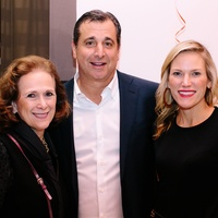 Houston,National MS Society On the Move Luncheon, Jan 2017, Franelle Rogers, Michael, Erin Maggi