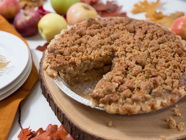 SusieCakes apple crumble