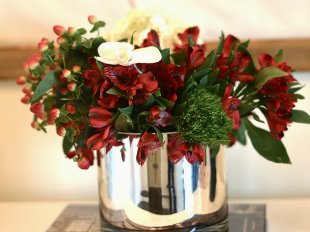 Flowers by Krystal, Krystal Schlegel, Winter bouquet