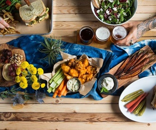 The Beer Plant vegan gastropub restaurant bar