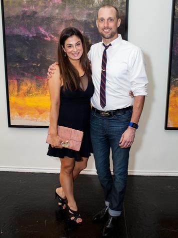 Vanessa Cunningham, Ryan Cunningham, Desmond Mason Exhibition