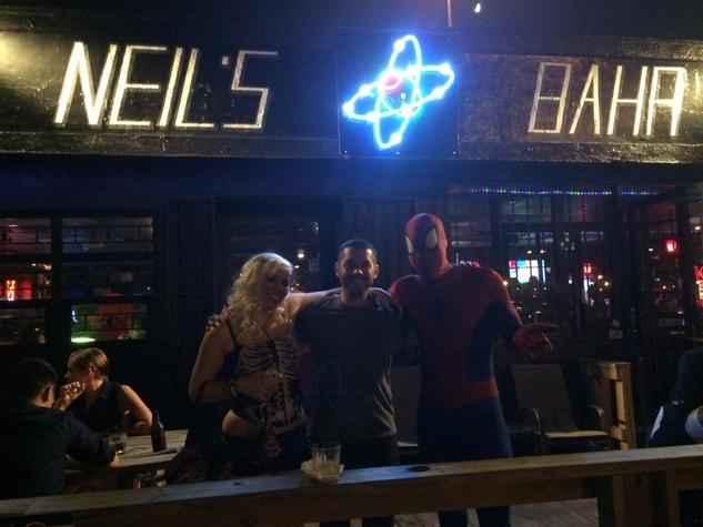 Neil's Bahr