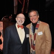 C.C. Conner, left, and Michael Cordúa at the Houston Arts Alliance Reception for the Arts January 2014