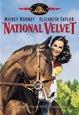 News_Elizabeth Taylor_National Velvet_movie poster