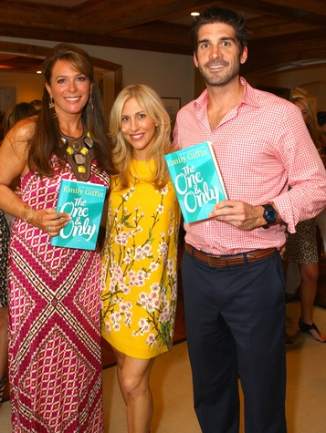 Sandy Moore, Emily Giffin, Rogers Healy