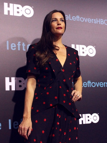 The Leftovers HBO Season 2 red carpet premiere Liv Tyler October 2015