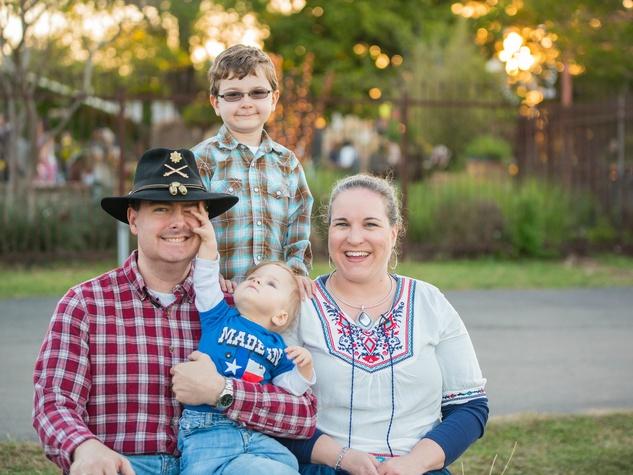 Bandana Ball April 2016 Ronald McDonald House Charities of Central Texas Dawalt family