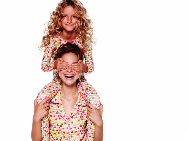 Ken Downing Collection, Matching Pajamas, Neiman Marcus