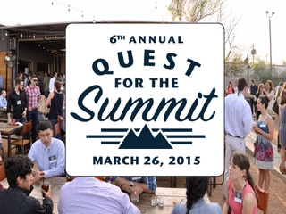 Explore Austin_Quest for the Summit Benefit_March 2015