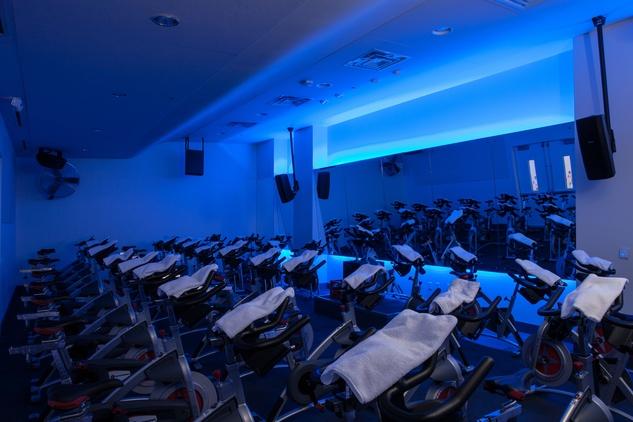 RIDE Indoor Cycling Studio