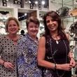 Houston, Michael Aram party watch, May 2015, Patsy Chapman, Susan Lehmann, Regina Garcia