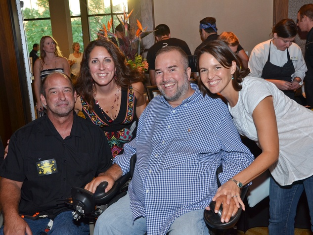 4th Annual Pay it Forward Benefit with Daniel Curtis in Austin Mike Haynes Christina Jared Dunton Kimberly Dunton