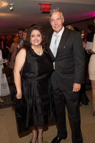 0174 Sonia Sota and Jack Christy at the Pet Set Soiree September 2014