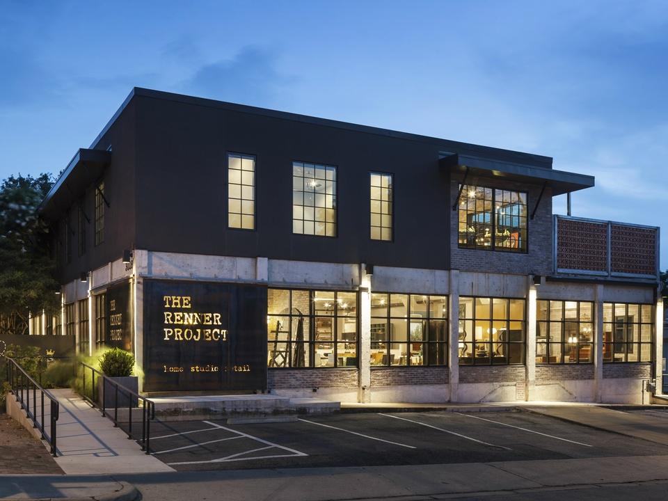 AIA Austin Homes Tour 2015 Dick Clark + Associates The Renner Project exterior